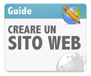 Creare un sito Web Gratis: la guida
