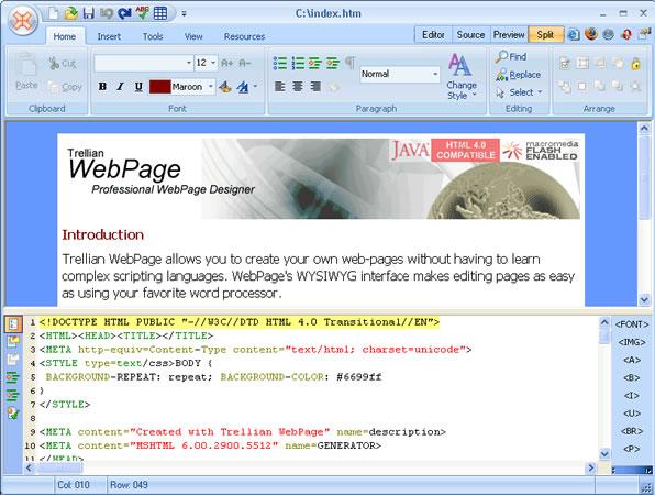 Trellian-WebPage