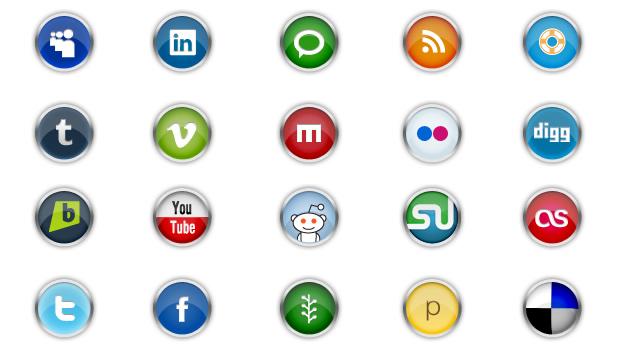 chrome-social-media