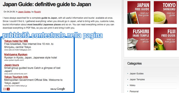 Google Marketing: Annunci AdSense