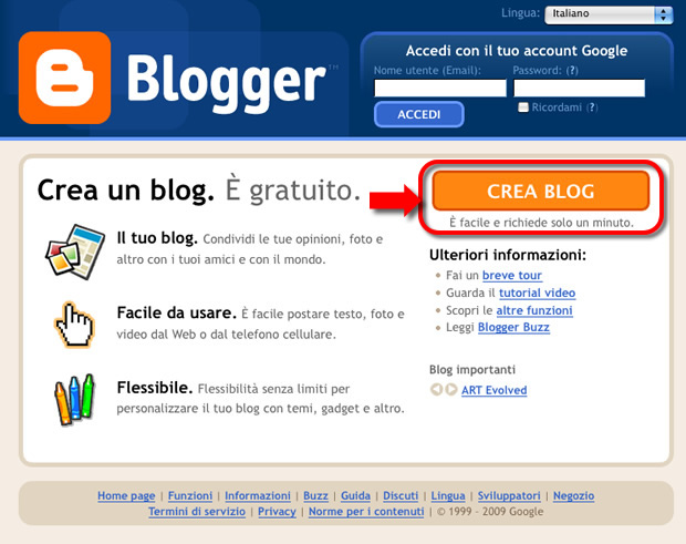 creare_blog_con_blogger