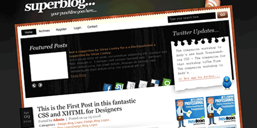 Tema wordpress