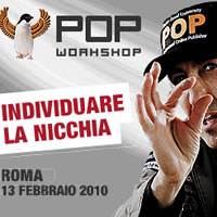 POP Workshop Con Robin Good: Vuoi Fare Sul Serio Nel Web?