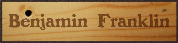 font-retro-benjamin-franklin