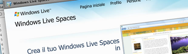 Windows Spaces Live