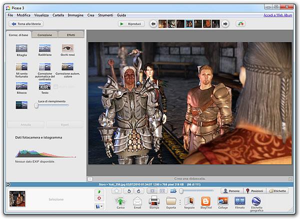 Programmi per modificare foto in italiano download for Programmi per disegnare in 3d in italiano gratis
