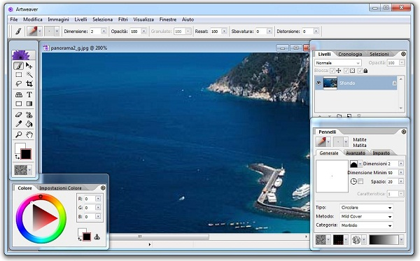 Programmi per modificare foto in italiano download - Programma planimetria casa gratis italiano ...