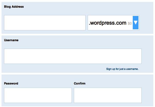 come fare un sito